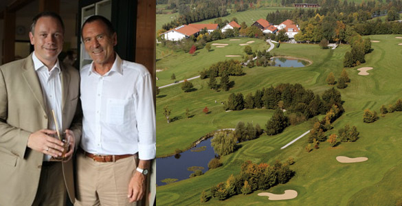 Charity-Turnier Juli 2012: Münchner INITIATIVE DO IT im Golfclub Wörthsee