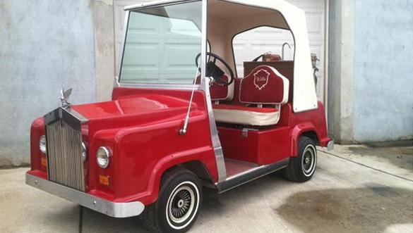 weltber hmte golfcarts willie nelsons elektrocart wird in palm beach versteigert exklusiv golfen. Black Bedroom Furniture Sets. Home Design Ideas
