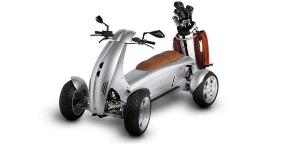 Jetflyer: Die Zukunft der Golfcarts?
