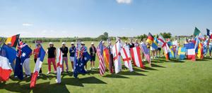 120 Proetten und 6 Amateure spielen um das Preisgeld der LGO