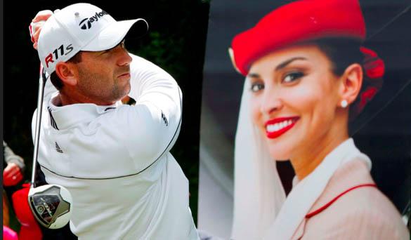 Sergio Garcia gibt Kids exklusives Golftraining