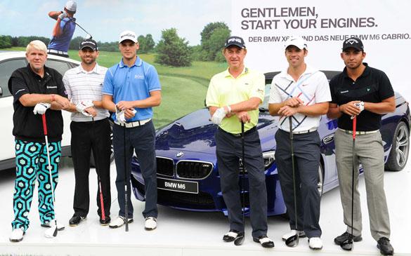 Trotz Jetlag: Martin Kaymer gewinnt gegen BMW International Open-Favoriten