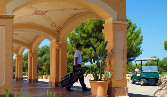 Mallorca-Golf-News: Re-Opening von Marriott Son Antem Golf Resort