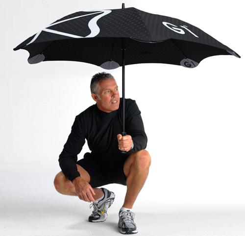 Tigers Ex-Caddy Williams ist jetzt Golfschirm-Designer