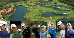 ein exklusiveres Golf Invitational hat es noch nicht gegeben