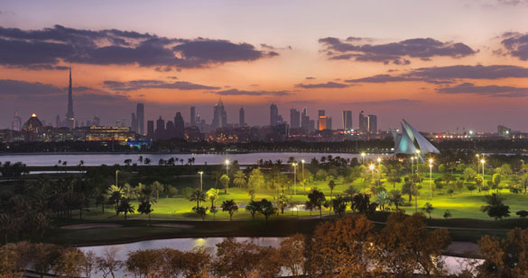 Golfen in Dubai: Stay and Play-Angebote in drei Dubaier Jumeirah Hotels (ANZEIGE)