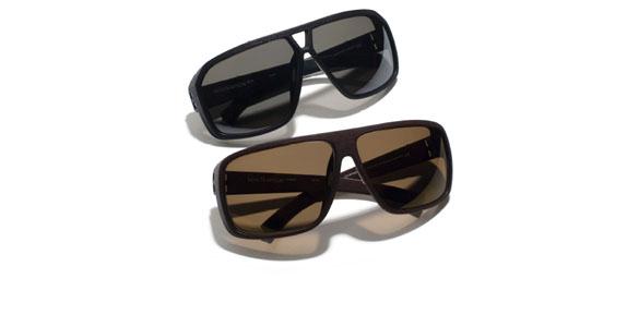 Modische Sonnenbrille speziell für Golfer
