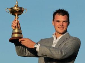 2010 gewann Martin Kaymer mit Team Europa den Ryder Cup