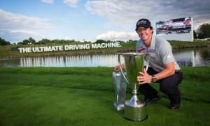 Weltranglistenerste und Vorjahresgewinner Rory McIlroy