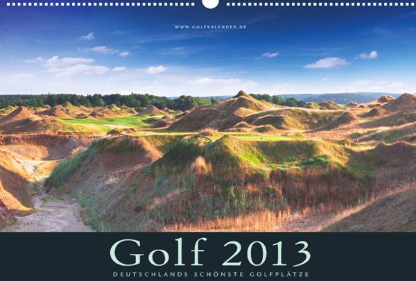 Deutschlands schönste Golfplätze 2013