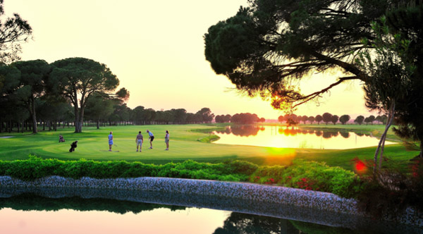 Belek: Gloria Golf Resort mit 18-Loch-'New Golf Course'