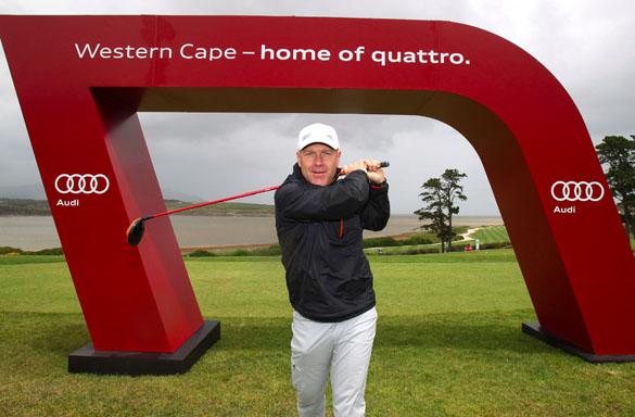 Audi quattro Golf Cup 2012: Weltfinale in Südafrika