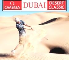 Omega Dubai Desert Classic @ Dubai, Emirates GC | Dubai | Vereinigte Arabische Emirate