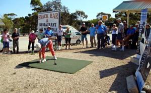 Das Chasing the Sun Golf Festival 2012 war ein Heidenspaß für alle Teilnehmer