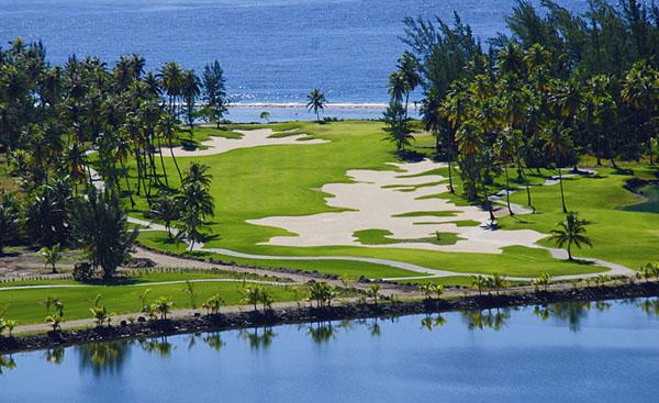 Golf auf Bora Bora: Immobilien-Projekt für Millionäre