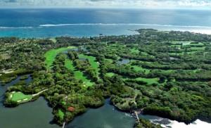 Luftaufnahme des Legend Course - Photocredit: Contance Hotels