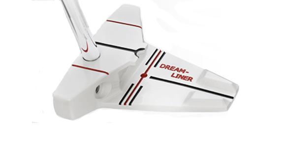 Golfsaison 2013: Putter Dreamliner IV