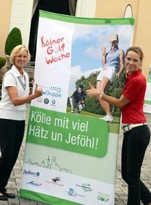 Kölner Golfwoche mit Herz und Gefühl - Photocredit: KöGoWo