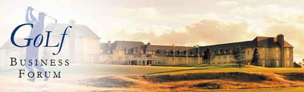 das Jubiläum des 10ten KPMG Golf Business Forum findet in St. Andrews statt.