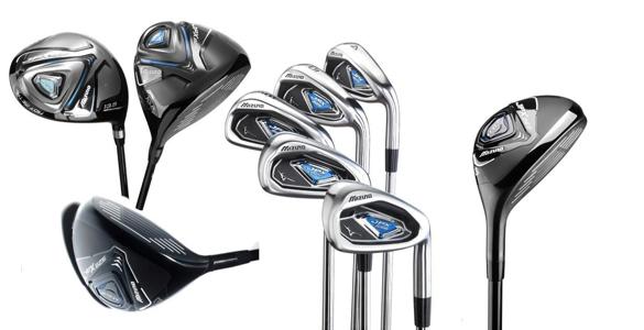 Neue Golfschläger: Mizuno 2013