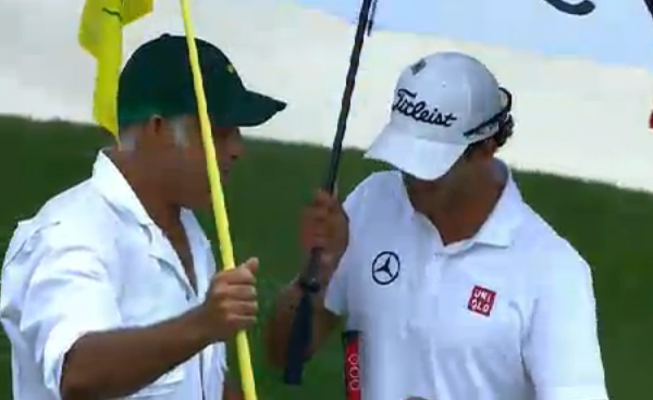 Adam Scott Masters 2013 Sieger (Video!)