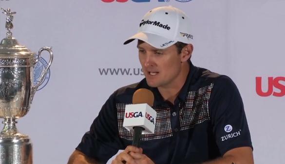 Die Marken der Golfprofis: US Open-Gewinner Justin Rose spielte mit TaylorMade und Ashworth
