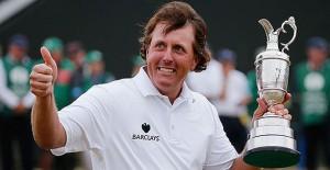 Phil Mickelson gewinnt British Open Championship