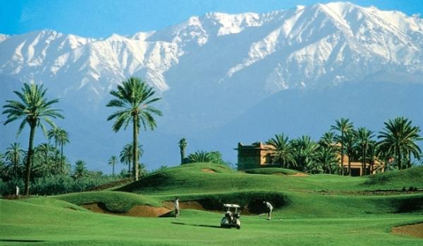 la mamounia legend res palasthotel wird zum golfhotel exklusiv golfen. Black Bedroom Furniture Sets. Home Design Ideas