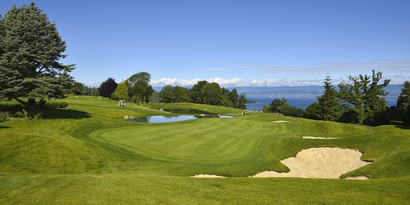 Evian Resort Golf Club: Re-Opening Sommer 2013