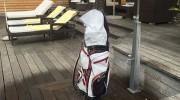 Golfbags wasserdicht: Jucad Golfbag Aquastop