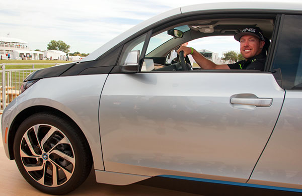 BMW Championship: Hole in One für Hunter Mahan