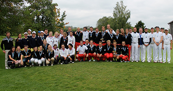 Golf regional: Doppelsieg für den Münchener GC bei Bayerischen Mannschaftsmeisterschaften