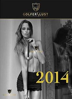 Golferslustkalender: Die ersten sexy Golfbilder