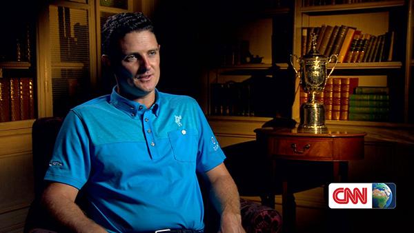 CNN Golf: Golf-Jahresrückblick mit viel Golf-Prominenz