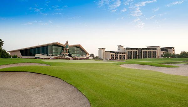 Auf Kaymer Turnierkalender 2019: Abu Dhabi Golf Club
