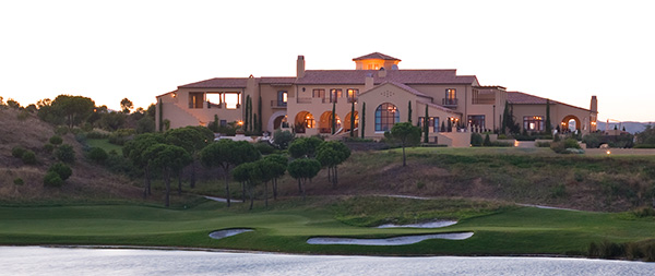 Clubhaus Monte Rei Golf Club