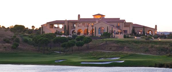 Clubhaus Monte Rei Golf Club