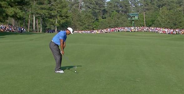 Augusta Golf 2014: Ohne Tiger Woods, Mickelson noch in der Schwebe