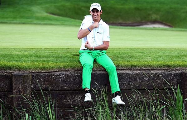 BMW PGA Championship: Interview mit Titelverteidiger Matteo Manassero
