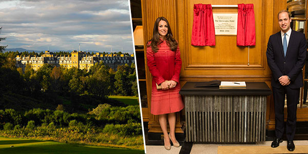 William-and-Kate-in-Gleneagles