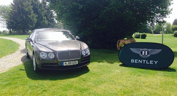 4. Bentley München Golf Cup im MGC