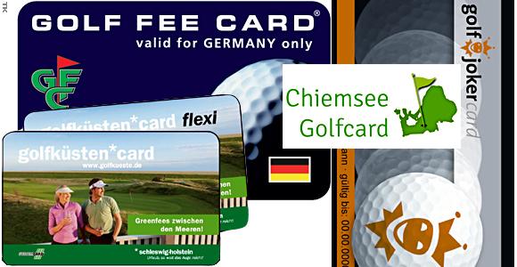 Greenfee-Karten bieten Sparpotential für die Runde auf fremden Plätzen - Photocredits: Herausgeber
