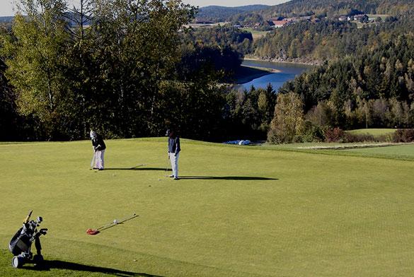 Golfclub-Eixendorfer-See-Green-7