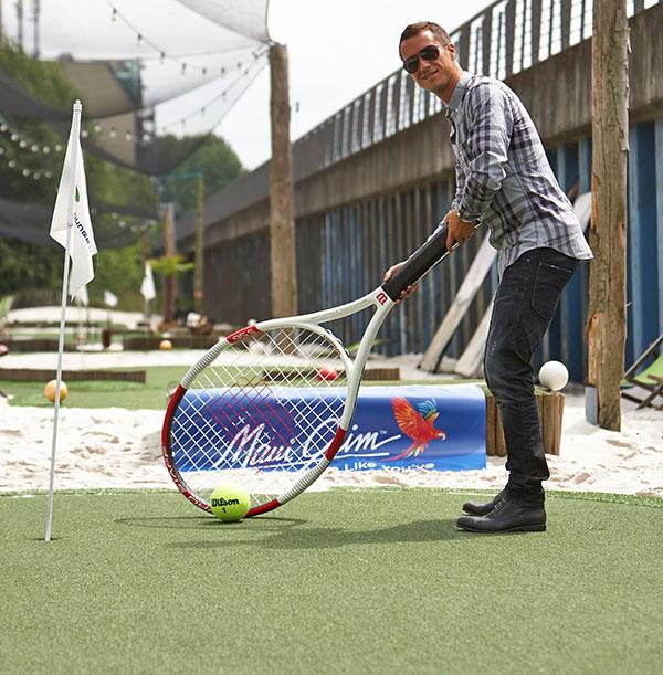Maui-Jim-Philipp-Kohlschreiber-beim-Tennis-meets-Golf-Event