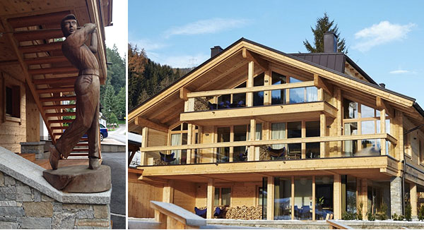 Golf-Lodge-Zillertal