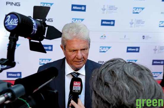 Solheim Cup: Das größte Sportereignis in Deutschland 2015 im Damengolf