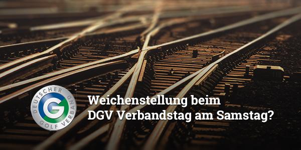 DGV Verbandstag Programm 2018