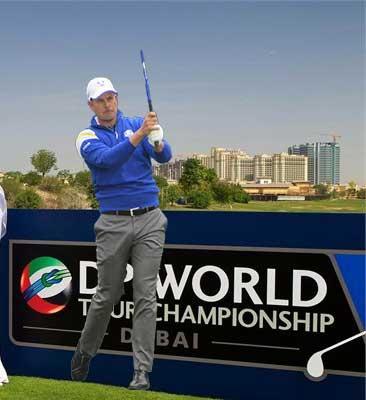Henrik Stenson gewinnt wie in 2013 das Abschlussturnier der European Tour in Dubai