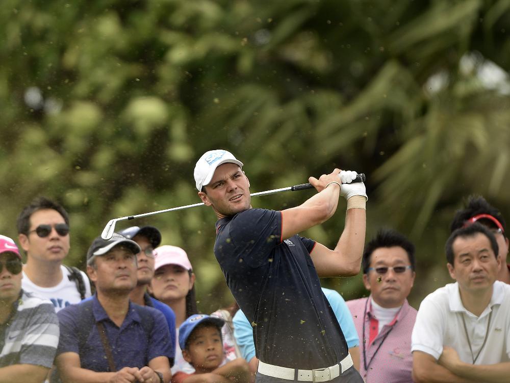 Martin Kaymer verfehlt Sieg in Thailand nur knapp
