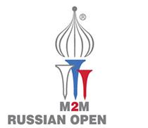 M2M Russian Open Logo